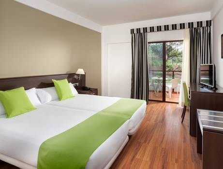 DOUBLE ROOMS FOR INDIVIDUAL USE Taoro Garden Hotel